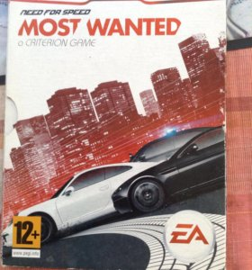 Продам Need for Speed Most Wanted
