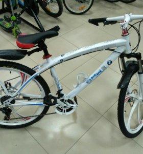Велосипед BMW новый