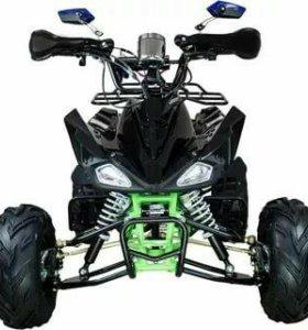 Детский бензиновый квадроцикл: модель M50-G7+ 2017