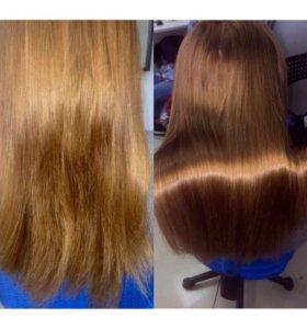 Полировка волос избавит от секущихся кончиков