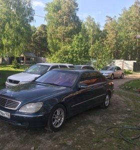 Mercedes benz w220