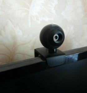 Веб-камера. Покупала за 1.500