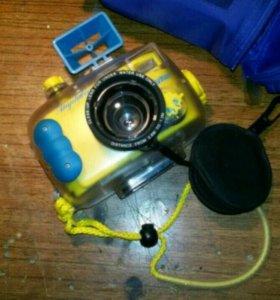 Продам фотоаппарат для подводной съёмки Vivitar
