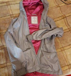 Куртка.Ветровка.