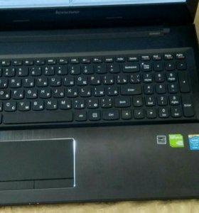 Ноутбук Lenovo z50-70 intel i7