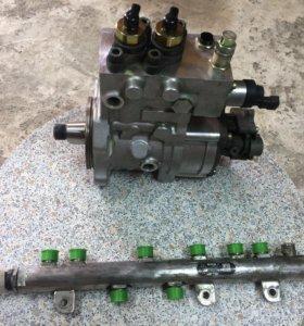 Топливный насос +рампа на FAW 3252