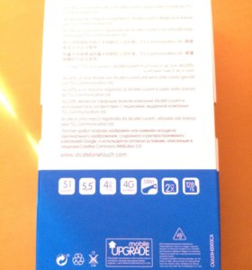 Alcatel onetouch Модель:5054D
