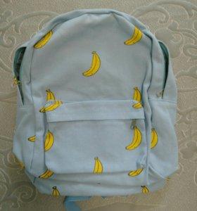 Рюкзак с бананами