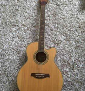 Электроакустическая гитара Ibanez AEL40SE RLV