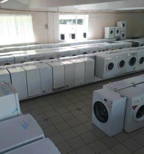 Б/У стиральная машина автомат