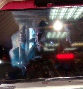 Телевизор супра 40 дюймов