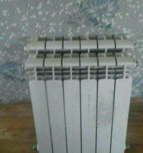 Радиатор отопление