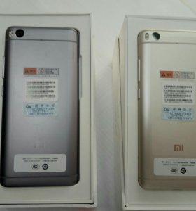 Новый Xiaomi mi 5s 64гб