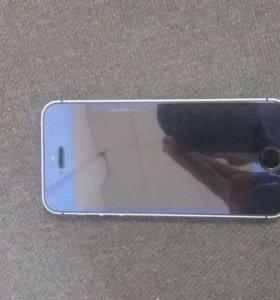 Айфон 5s на 16 г black