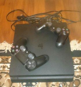 Игровая приставка Sony 4