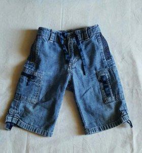 Шортики джинсовые летнии