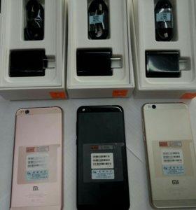 Новый Xiaomi mi 5c 64гб