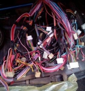 Проводка кабины КАМАЗ 65115
