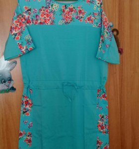Новое платье 50-52