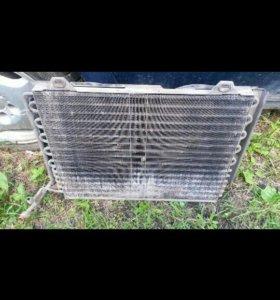 Радиатор кондиционера Mercedes-Benz