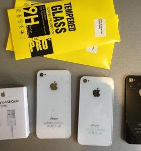 Аксессуары и запчасти для Iphone