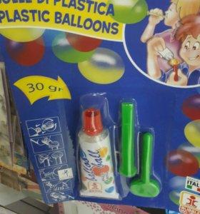 Нелопающиеся гелиевые пузыри