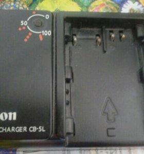 Canon зарядка