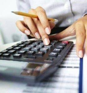 Ведение бухгалтерского учета (бухгалтер на дому)