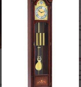 Механические напольные часы . Новые .
