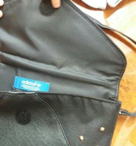 Новый клатч Adidas оригинал!