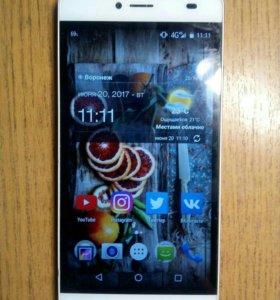 Смартфон BQ BQS-5070 Magic LTE 16Gb