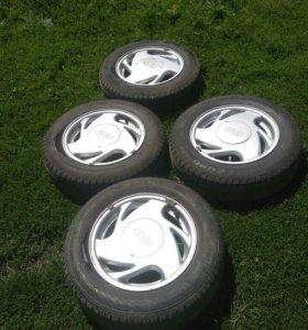 Колеса диски литьё