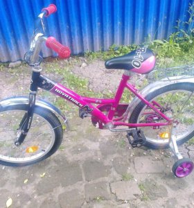 Велосипед детский(новый)