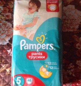 Памперсы Pampers Pants трусики
