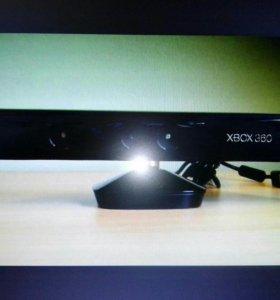 Кинект xbox 360 с линзой и креплением