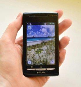 Телефон Sony Xperia X8.