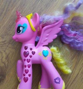 My Little Pony Hasbro музыкальная пони