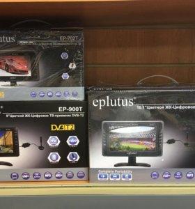 Портативные телевизоры и DVD плеера