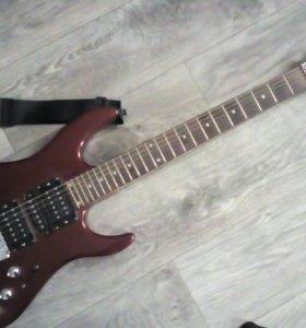 Гитара электро metall off roads