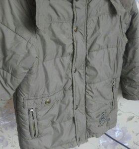 Куртка демисезон 128р-р