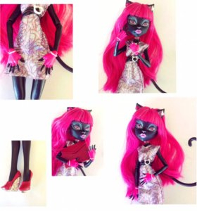 Кукла Monster High, Кэтти Нуар