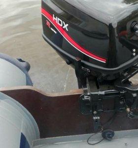 Лодочный мотор HDX 9.8