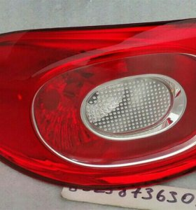 VW Tiguan фонарь левый правый новый 2007-2010