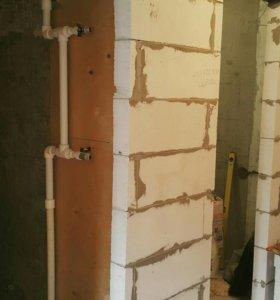 Любые демонтажные и восстановительные работы.