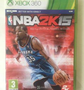 Игра nba2k15 для xbox360 лицензия