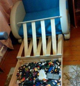 Кресло кровать (детское)