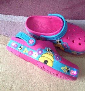 🏝Обувь Crocs на девочку