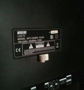 Продам телевизор mystery жк 81см