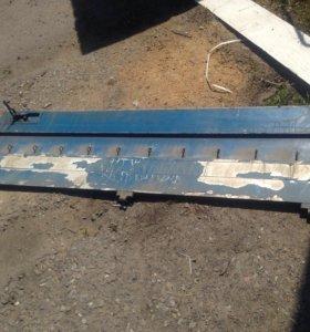 Борта алюминиевые 250 и 180 см