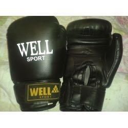 Боксёрские перчатки Well sport